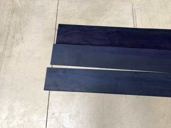 Schürfleiste in blau - RESTPOSTEN