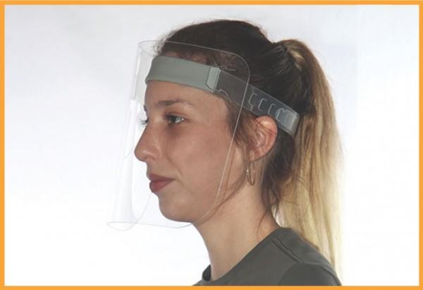 Schutzvisier / Gesichtsschutz
